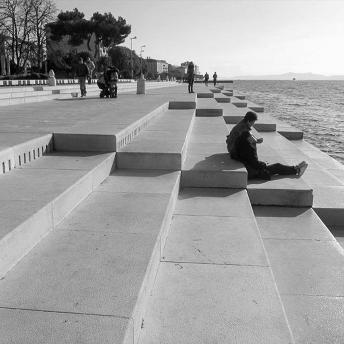 Zadar(bw)